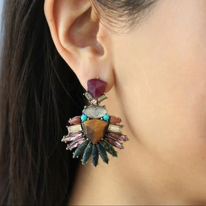 Chloe + Isabel Wild Earth Statement Earrings